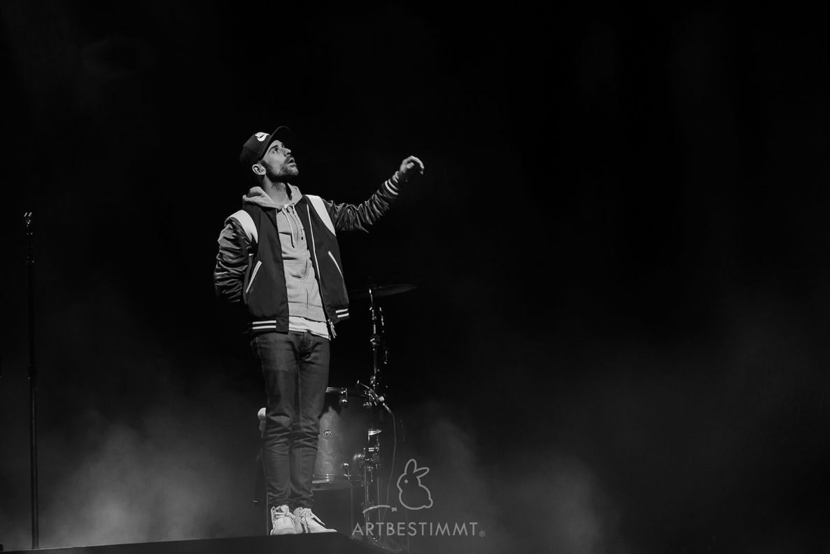 DORTMUND, 24. März 2016, Macklemore & Ryan Lewis, This Unruly Mess I`ve Made, A European Tour, Westfalenhallen, Dortmund,  Veranstalter: prime entertainment GmbH